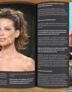 Kate Beckinsale Cumshot Facial 004