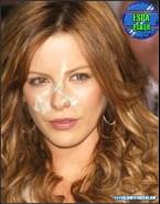 Kate Beckinsale Facial Cumshot Naked 002