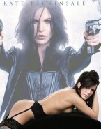 Kate Beckinsale Sideboob Underworld Porn 001