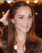 Kate Middleton Facial Cumshot Nude 001