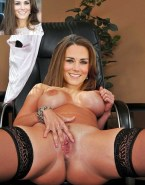 Kate Middleton Nipples Pinched Pussy Masturbation Porn 001