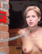 Katie Couric Collar Bondage 001