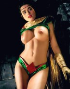 Katie Mcgrath Costume Flashing Tits Naked 001