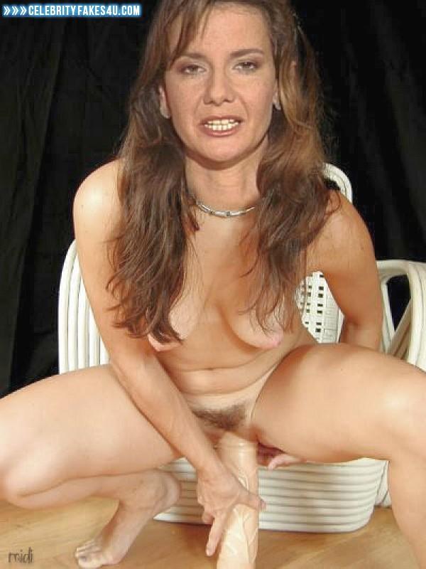 Katrin Huss Fake, Dildo, Pussy Spread, Sex Toy, Tight Pussy, Porn