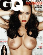 Katy Perry Great Tits Magazine Cover Fake 001