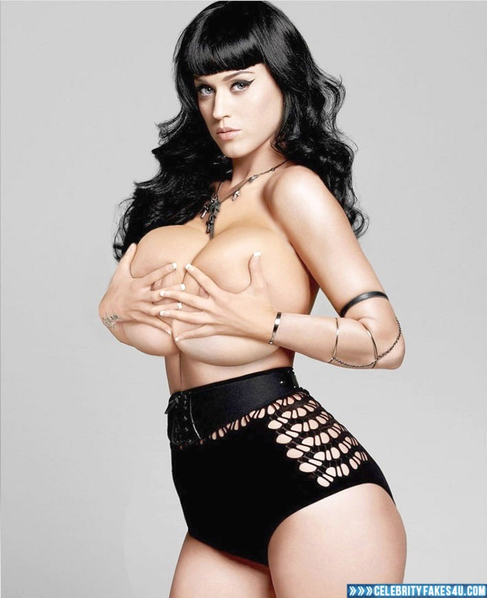Katy perry giant naked boobs