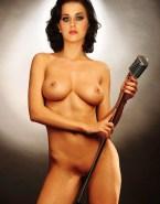 Katy Perry Naked Body Boobs Fake 008