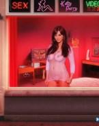 Katy Perry Public Lingerie Porn Fake 001