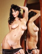 Katy Perry Undressing Lingerie Fake 001
