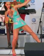 Katy Perry Vagina Upskirt Public Fake 001