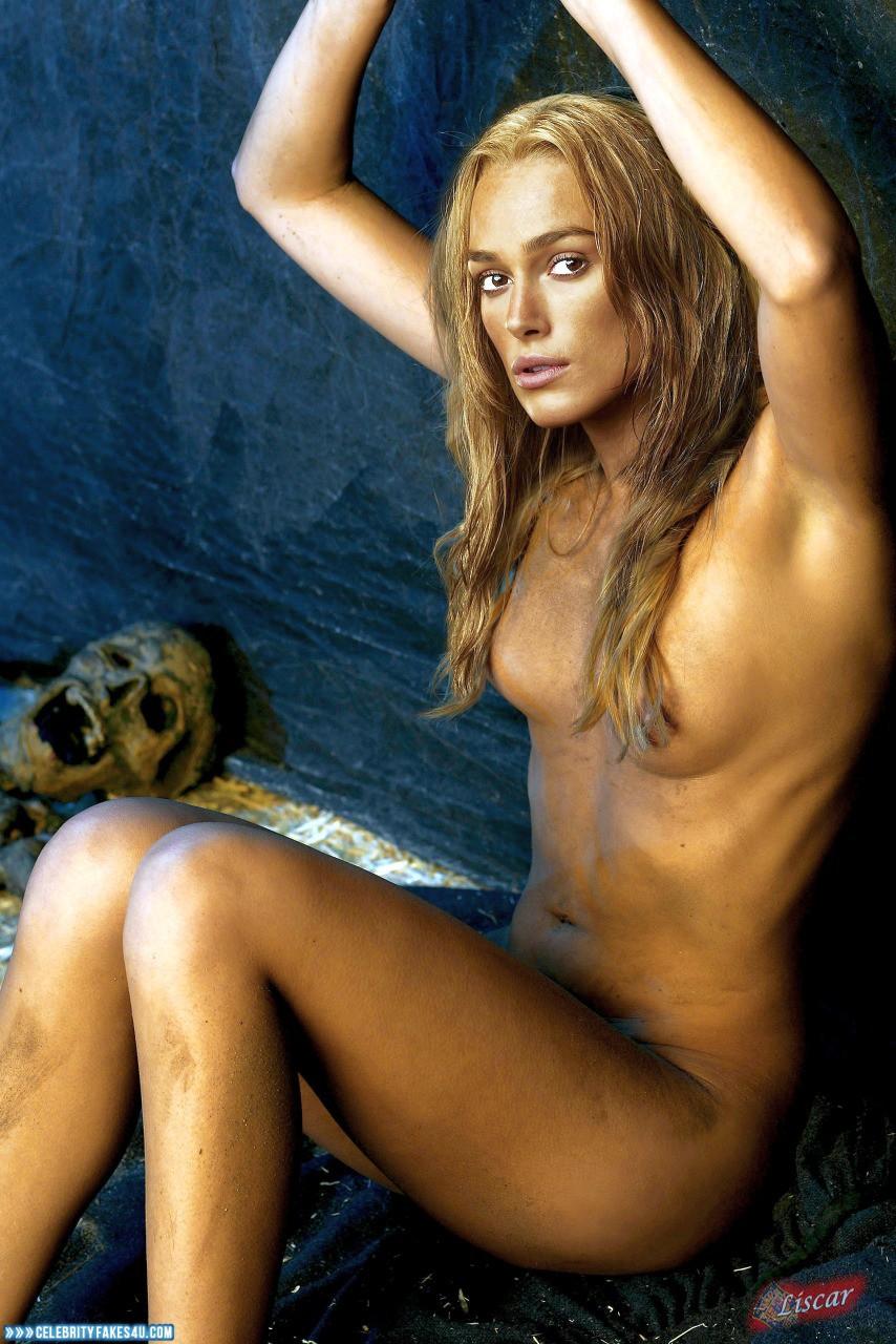 Fakes keira knightley nude Actress Keira