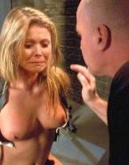 Kelly Ripa Breasts Bondage Nudes 001