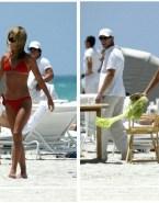 Kelly Ripa Voyeur Beach Nudes 001