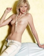 Kirsten Dunst Horny Boobs Porn Fake 001