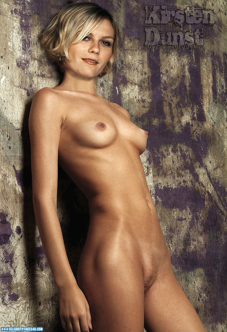 Kirsten Dunst Nude Pictures Exists