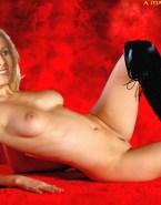 Kristen Bell Completely Naked Nsfw 001