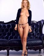 Kylie Minogue Hot Tits Camel Toe Naked 001