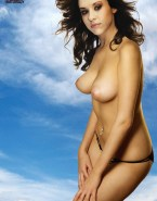 Lacey Chabert Boobs Topless Nudes 001