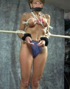 Lady Diana Gagged Breast Torture Naked 001