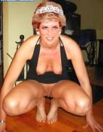 Lady Diana Homemade Pantiless Nudes 001