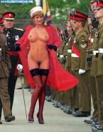 Lady Diana Public Fully Nude Body 001