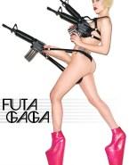 Lady Gaga Cartoon G String Porn 001