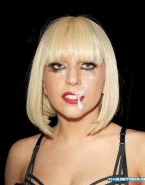 Lady Gaga Cum Facial 001