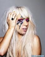 Lady Gaga Facial Cumshot 001