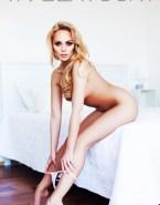 Laura Vandervoort Feet Panties Down Nude Fake 001