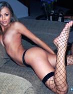 Laura Vandervoort Leaked Small Boobs Porn Fake 001