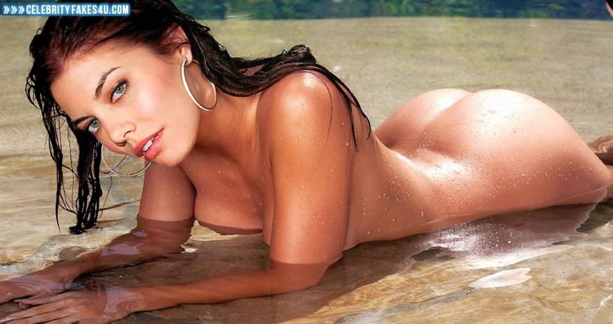 Nude lauren cohan Lauren Cohan