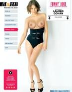 Lauren Cohan Legs Breasts Fake 001
