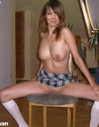 Lauren Cohan Vagina Upskirt Homemade Hacked Porn Fake 001