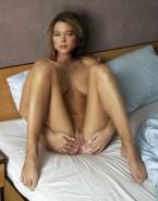 Lea Seydoux Feet Spread Pussy 001