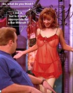 Leah Remini Lingerie The King Of Queens Porn 001