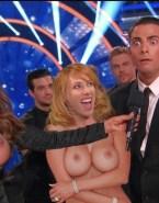 Leah Remini Nudes Great Tits 001