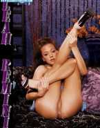 Leah Remini Without Underwear Camel Toe 001