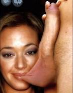 Leah Remini Blowjob Sex Fakes 001