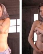 Leelee Sobieski Boobs Squeezed Fake 001