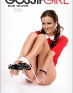 Leighton Meester Panties Down Movie Cover Fake 001