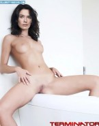 Lena Headey Naked The Terminator 001