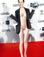 Lena Meyer Landrut Red Carpet Naked - Fake 001