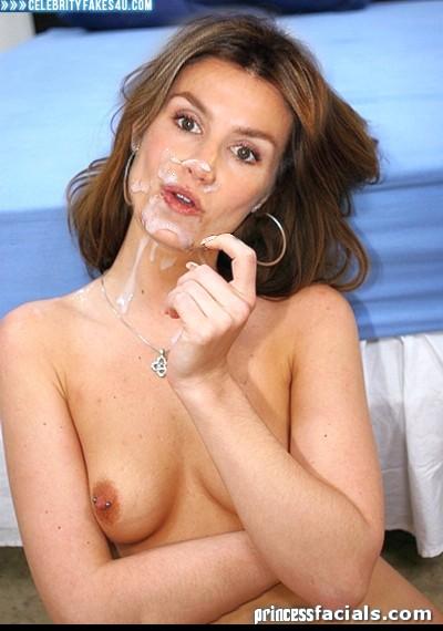 Letizia Ortiz Fake, Cum Facial, Nipples Pierced, Porn