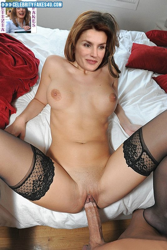 Letizia Ortiz Fake, Sex, Tight Pussy, Wide Pussy, Porn