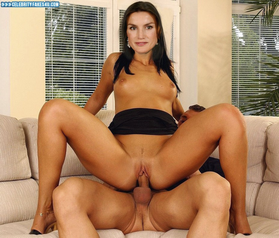 Letizia Ortiz Fake, Sex, Topless, Porn