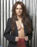 Lindsay Lohan Breasts 001