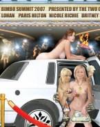 Lindsay Lohan Naked Public 001