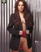 Lindsay Lohan Pantieless 001