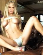 Lindsay Lohan Panties Flashing Tits 001