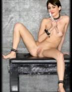 Lizzy Caplan Bdsm Pussy Pierced 001